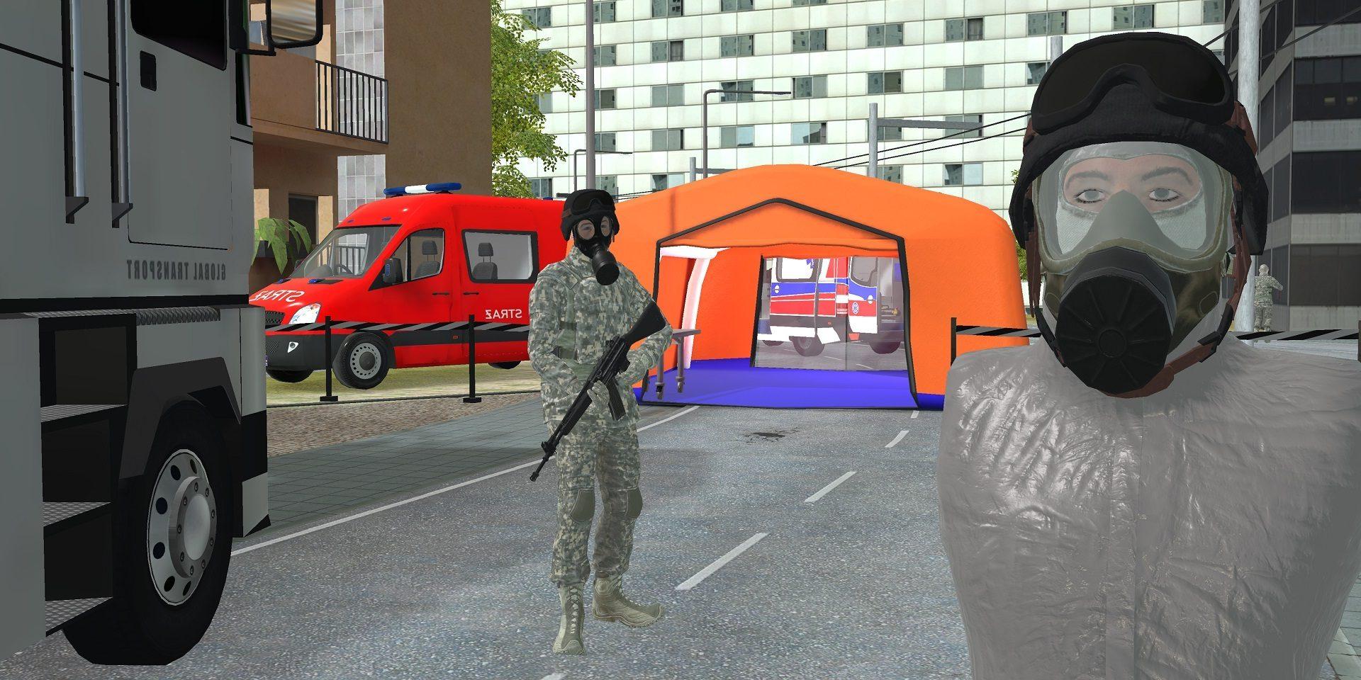 virtual soldier cbrn