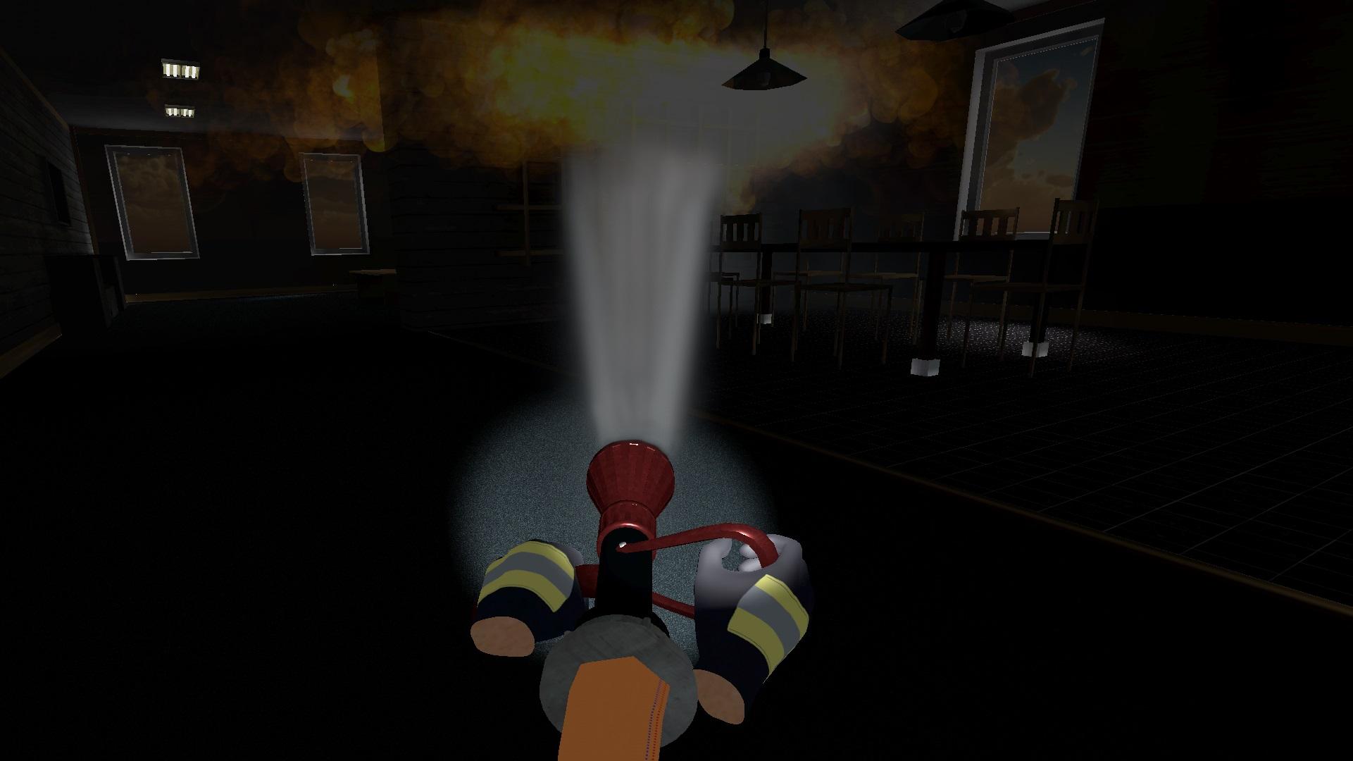 virtual firefighter