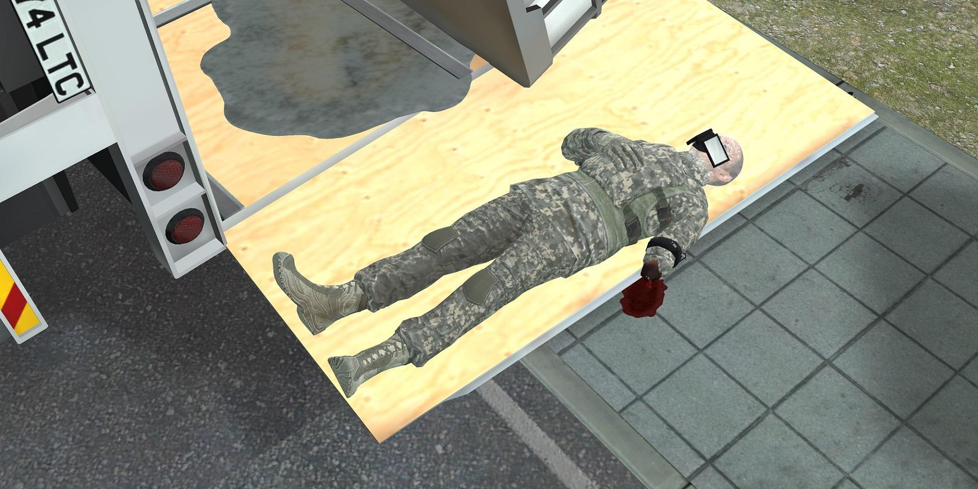 virtual soldier